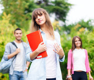 Портрет студента стоковое изображение