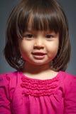 Портрет студии малыша стоковое изображение