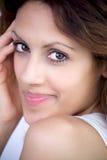 Портрет сь красивейшей женщины Стоковая Фотография RF