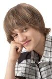 Портрет ся подростка Стоковые Фотографии RF