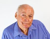 Портрет ся счастливых пожилых людей Стоковое Фото
