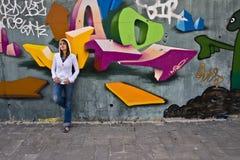 портрет урбанский Стоковая Фотография