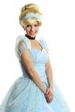Портрет усмехаться принцессы Стоковая Фотография RF