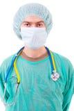Портрет успешного молодого доктора Стоковое Фото