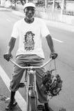 Портрет улицы Стоковое фото RF