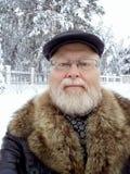 Портрет человека с бородой Стоковые Изображения RF