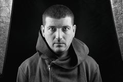 портрет человека стоковое фото rf