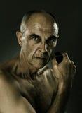портрет человека Стоковые Изображения