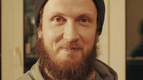 Портрет человека как раз смотря в камере Стоковое Фото