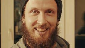 Портрет человека как раз смотря в камере Стоковое Изображение RF