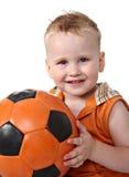 портрет шарика младенца стоковое изображение