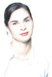 портрет 3 светлых тоновых изображений Стоковые Изображения