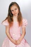 портрет littlel девушки стоковая фотография rf