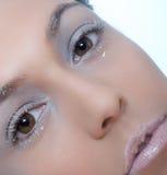 портрет maike Стоковые Изображения