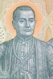 Портрет Phra Будды Yodfa Chulaloke Rama i стоковые изображения rf