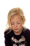 портрет s головки девушки ребенка Стоковые Изображения RF