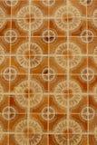 Португальская текстура azulejo Стоковая Фотография