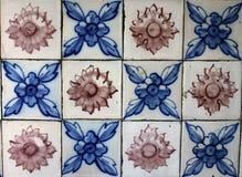 Португальские красивые плитки Стоковое Изображение RF