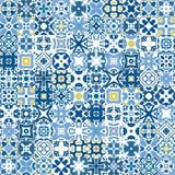 португальские плитки иллюстрация вектора