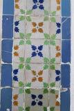 португальские плитки Стоковое Фото