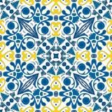 португальские плитки иллюстрация штока