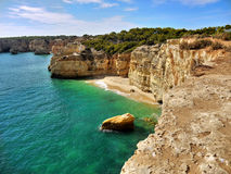 Португалия Алгарве Стоковые Изображения RF