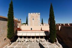 Португалия Alentejo Alvito Стоковое Изображение RF