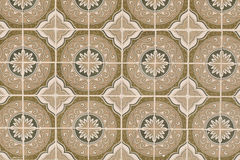 Португальские декоративные azulejos плиток Стоковая Фотография RF
