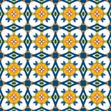 португальские плитки Стоковое фото RF