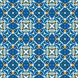 португальские плитки Стоковая Фотография