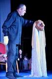 Португальский кукольный театр Стоковое фото RF