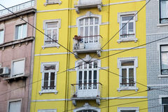 Португальское свойство стоковое фото