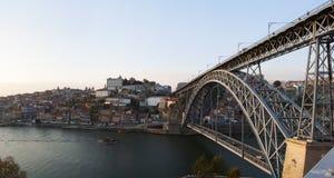 Порту, Португалия, иберийский полуостров, Европа Стоковое Фото