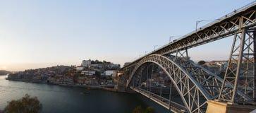 Порту, Португалия, иберийский полуостров, Европа Стоковая Фотография