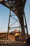 Порту, Португалия, иберийский полуостров, Европа Стоковое Изображение RF