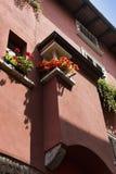Порту Ceresio & x28; Italy& x29; Стоковые Изображения RF
