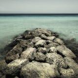 Порту Mari Curacao Стоковая Фотография
