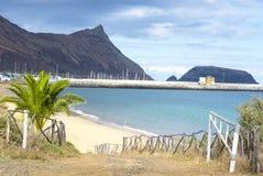 Порту Santo, Мадейра Стоковые Изображения RF
