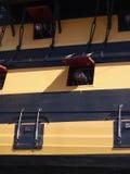 Порты оружия победы HMS Стоковое Изображение