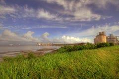 порт Амазонкы стоковая фотография