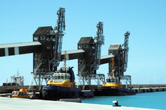 Порт Барбадос Стоковые Изображения RF