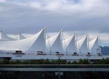 Порт Ванкувера Стоковое Изображение