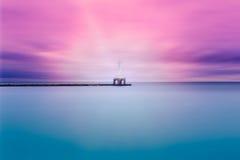 Порт Вашингтон Lihjthouse Стоковые Изображения