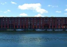 Порт в Англии стоковое изображение rf