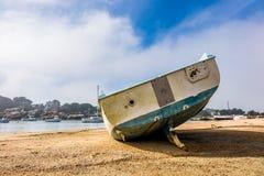 Порт в Бретане Стоковое Фото