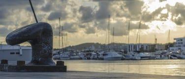 Порт в Испании Стоковые Изображения