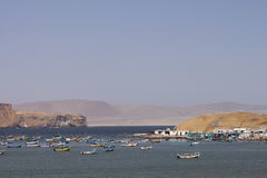 Порт в пустыне Стоковые Фото