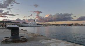 Порт в ibiza Стоковая Фотография RF