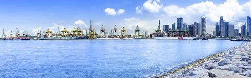 Порт груза стоковое фото