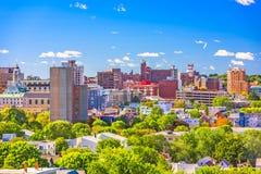 Портленд, Мейн, США стоковые фотографии rf